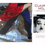 Preview: Claire Milner Art in Premiere Issue