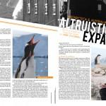 ALTRUISTIC EXPATS: Antarctica & Australia