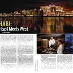 Abu Dhabi: Where East Meets West