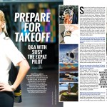 Prepare for Takeoff: Q&A with Susy the Expat Pilot