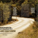 Leading in a Global Mosaic Part V: I Know and I Don't Know
