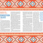 Leading in a Global Mosaic Part III: Courage & Conviction are My Allies